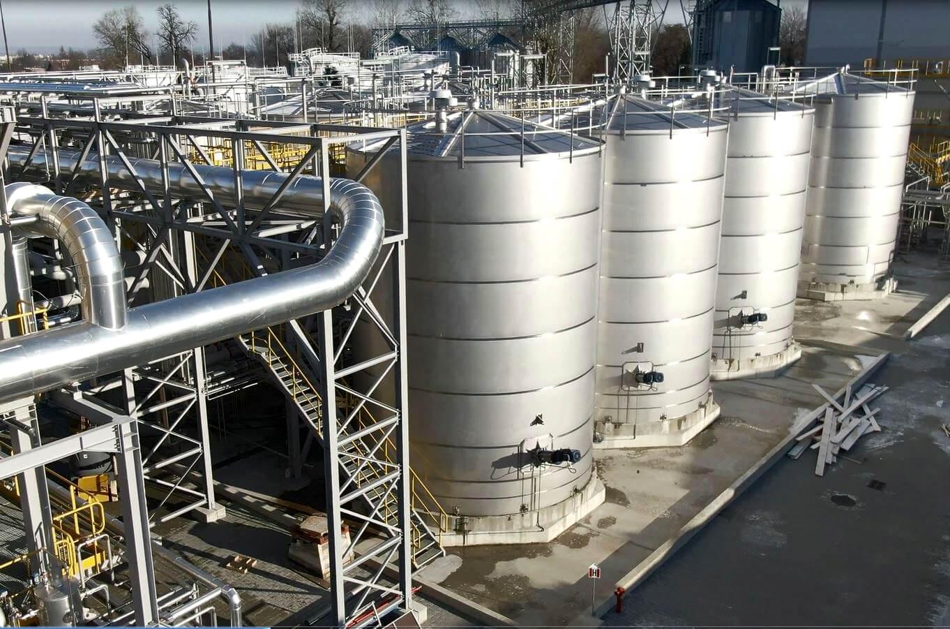 Łańcut Distillery